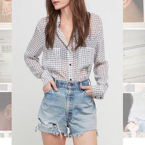 BB Dakota Grid Button Down Shirt